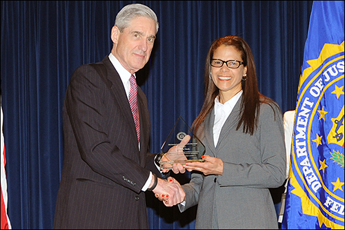 Anchorage field office Director's Community Leadership Award 2011