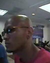 Houston Bank Robbery Suspect, Photo 3 of 3 (8/6/12)