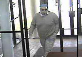 Oklahoma City Bank Robbery Suspect, Photo 6 of 6 (5/13/13)