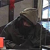 Boston Area Bank Robbery Suspect, Photo 1 of 4 (2/11/14)