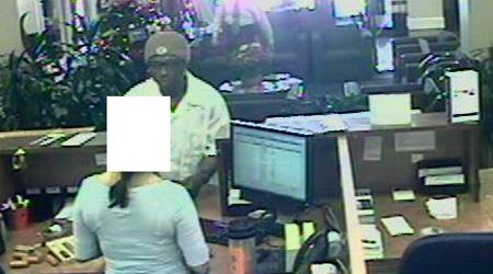 Houston Bank Robbery Suspect, Photo 1 of 2 (12/20/10)