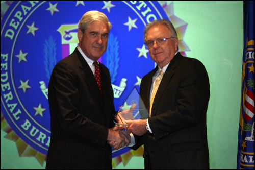 Louisville field office Director's Community Leadership Award 2011
