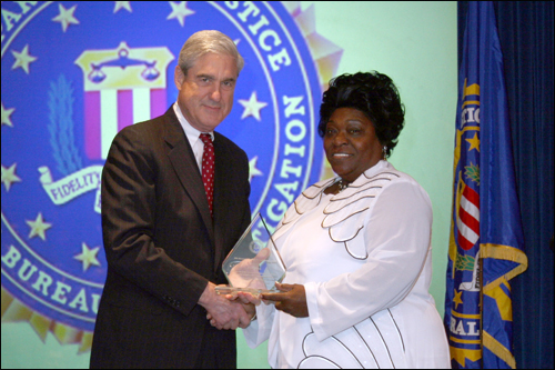 Miami field office Director's Community Leadership Award 2011