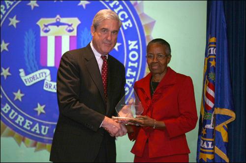 New Orleans field office Director's Community Leadership Award 2011