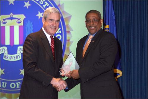 Washington field office Director's Community Leadership Award 2011