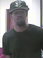 Philadelphia Bank Robbery Suspect, Photo 3 of 4 (6/21/13)