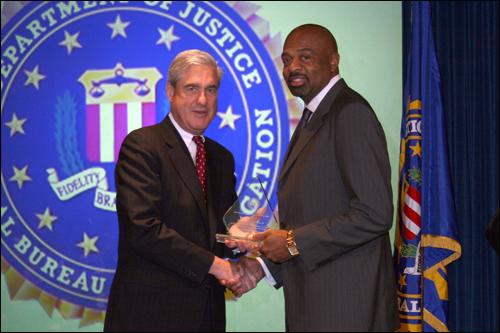 Jackson field office Director's Community Leadership Award 2011