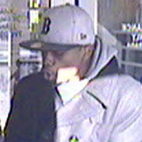 Malden Bank Robbery Suspect, Photo 3 of 3 (12/16/10)