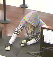 Carlsbad Bank Robbery Suspect (3/13/14)
