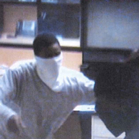 Atlanta Area Bank Robbery Suspect, Photo 4 of 4 (8/29/12)