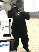 Del City, Oklahoma Bank Robbery Suspect, Photo 5 of 6 (2/2/13)