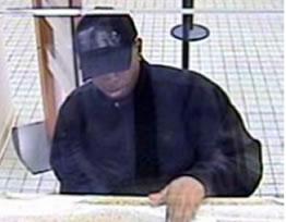 Washington, D.C. Area Bank Robbery Suspect, Photo 1 of 4 (4/17/14)