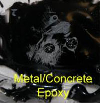 Metal/Concrete Epoxy