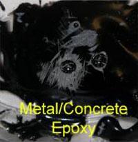 Metal/Concrete Epoxy
