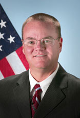 Photograph of new Laboratory Director, Dr. David Christian (Chris) Hassell.