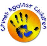 Crimes Against Children logo