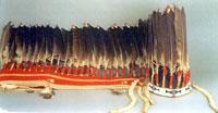 Native American headdress (stock image)
