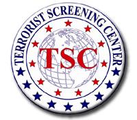 Terrorist Screening Center logo