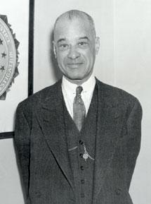 Special Agent James E. Amos