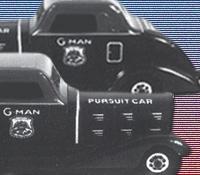 G-Man toy cars
