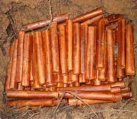 Nitroglycerine dynamite sticks