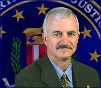 FBI Counterterrorism executive John E. Lewis