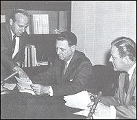 FBI-Washington Radio Program Executives