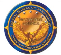 FBI Counterterrorism Division seal