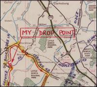 John Walker's dead drop map