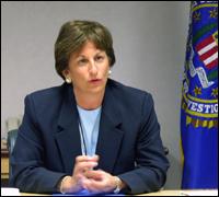 TSC Director Donna Bucella