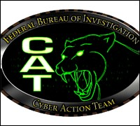 FBI Cyber Action Team logo