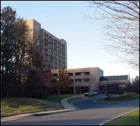 FBI Academy buildings