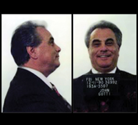 the early and criminal life of john gotti An essay or paper on psychosocial profile of john gotti  such a life an acceptable choice his early  criminal careers, but only john.