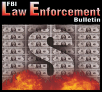 FBI's Law Enforcement Bulletin February 2007 Cover