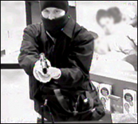 This unknown man is being sought in the April 20 robbery of a bank in Yardley, Pennsylvania.