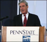Director Mueller Speaks at Penn State (2007)