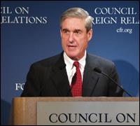 Photograph of Director Mueller