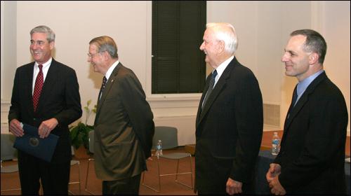 FBI Directors at the centennial
