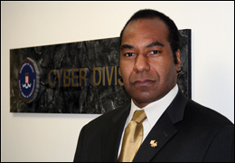 Special Agent Arnold Bell, who heads the FBI's Innocent Images National Initiative