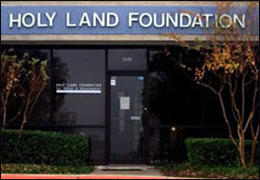 Holy Land Foundation office in the Dallas, Texas suburb of Richardson in 2001.
