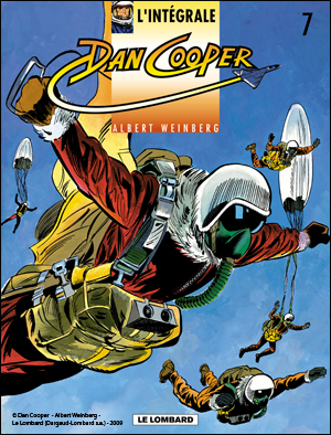 French Comic Book Series Featuring Dan Cooper