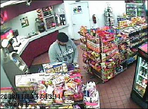Another wanted casher hits a convenience store in the Atlanta area