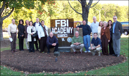 Like many other graduating classes, members of a recent Minneapolis Citizens' Academy traveled to the FBI Academy in rural Virginia for a tour of our training facility. They also visited FBI Headquarters in Washington, D.C.