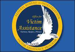 Office for Victim Assistance logo